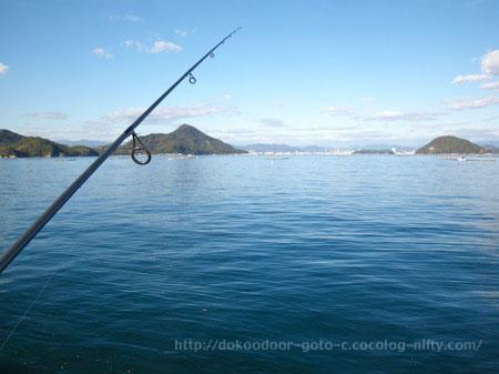 瀬戸内海で気ままな釣り♪