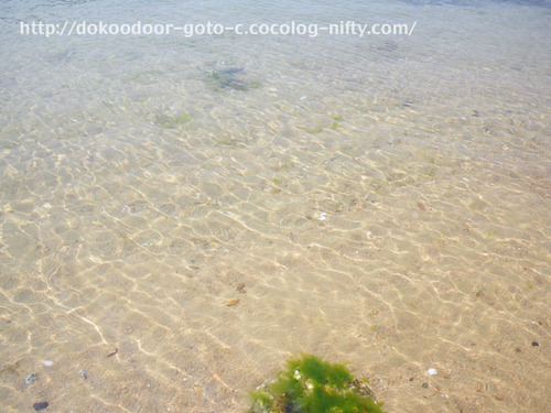 倉橋島の海
